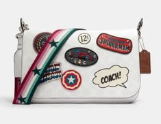 Comic Book Printing, Marvel Fashion, Disney Handbags, Coach Outlet, Adventures By Disney, Shop Till You Drop, Shopping World, Love To Shop, Printed Bags