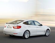 BMW 3 Series GT (© BMW)