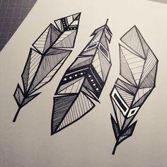 Pírka- geometrie