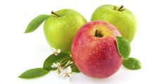 An apple a day could really keep the doctor away. Apples contain quercetin, a flavonoid that shows anti-inflammatory and antioxidant properties.