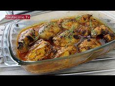 Pieczony kurczak na każdą okazję :: Skutecznie.Tv [HD] - YouTube