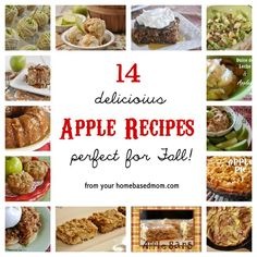 Apple Recipes- did the apple crumble out of this, it was very good, but it fall apart pretty easily, the crumble topping is aptly named.