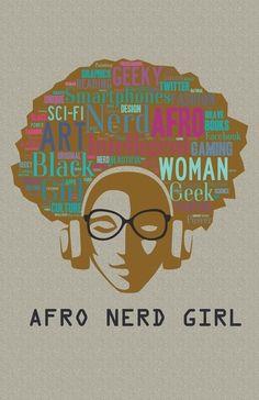 Black Girl Art, Black Women Art, Black Girls Rock, Black Girl Magic, Natural Hair Art, Pelo Natural, Natural Hair Styles, African American Art, African Art