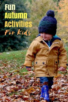 Autumn Activities fo