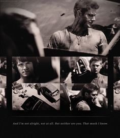 That much I know #Supernatural
