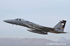 McDonnell Douglas F-15C Eagle cn539 USAF 78-0547 OR 114 FS a