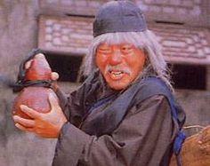 Kung Fu Movies: Drunken Master - The Drunken 1 himself, the great Yuen Siu Tien aka Simon Yuen R.I.P, father to action director legend - Yuen Woo Ping