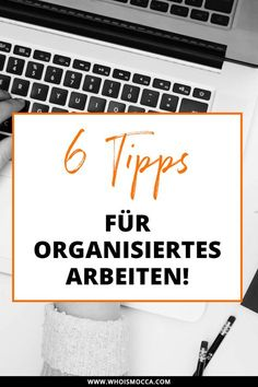 6 Tips for Organized Work + Home Office Update Office Organization At Work, Business Organization, Office Ideas, Home Office Simples, Vagas Home Office, Working On Myself, Time Management, Self Improvement, Good To Know