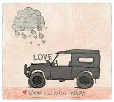 Land Rover love [no.192 of 365]. #LandRover