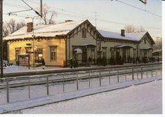 Rautatieasema Hyvinkää