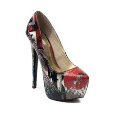 Shop for Womens SHI by Journeys Kisses Heel in Multi at Shi by Journeys. Shop today for the hottest brands in womens shoes at Journeys.com.