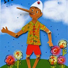 Pamela Holderman: Pinocchio's Nose Grows!