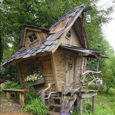 now this is a shed!