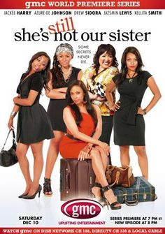 She's Still Not Our Sister: The Series - Christian Movie/Film on DVD. (GMC) http://www.christianfilmdatabase.com/review/shes-still-not-our-sister-the-series/