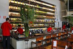 Figueira Rubaiyat restaurante, São Paulo - SP, Brasil