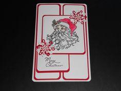MERRY CHRISTMAS SANTA - Scrapbook.com