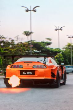 supercars-photography:  Supra || Sp