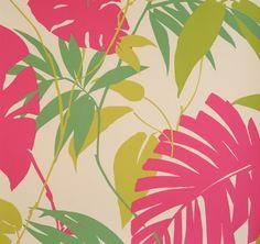 Papier peint Initiales - Collection Ecochic
