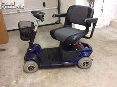 scooter électrique revo