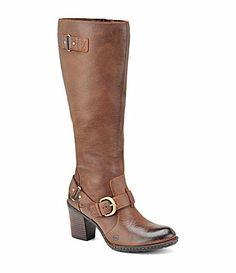 Born Natasha Leather Boots #Dillards