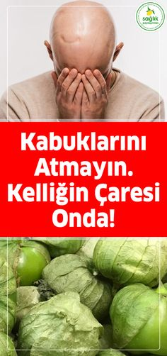 Kabuklarını Atmayın. Kelliğin Çaresi Onda! #kellik #sağlık #pratikbilgi Natural Health Tips, Herbal Medicine, Just Do It, Girl Power, Herbalism, Herbs, Beauty, Women Health, Waves
