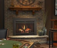 Gas Fireplace Inserts | Gas Insert | Heat & Glo