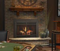 Gas Fireplace Inserts | Gas Insert | Heat & Glo