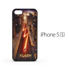 The Flash Poster iPhone 5 / 5s Case