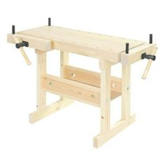 Woodworking Tools For Sale Woodworking Software, Woodworking Tools For Sale, Woodworking School, Woodworking Wood, Wooden Work Bench, Resource Furniture, Small Stool, Play Table, Square Tables