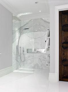 New Lodge contemporary-bathroom
