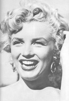 Marilyn at Ray Anthony's party in August 1952.