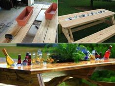 Spring is here, it is the perfect time to give your boring backyard a fresh look. DIY furniture can make your backyard look awesome. They are fun, original, many are made from repurposed material, brightly colored and easy. More important, you almost do not have to spend any money on them. Am I kidding? No, […]
