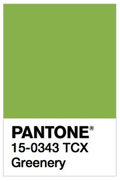 Pantone Color of the Year 2017 - Greenery Pantone A refreshing and revitalising shade, Greenery is symbolic of new beginnings. Partner with Pantone. Color Of The Year 2017 Pantone, Pantone Color, Pantone Verde, Color Trends, Colour Schemes, Colour Palettes, Urban Lifestyle, Pantone Greenery, Colour Board