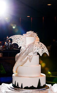Wedding Cake Wednesday: Fantasy FrostingEver After Blog | Disney Fairy Tale Weddings and Honeymoon