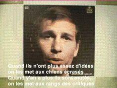 Jean-Pierre Ferland est un auteur, compositeur et interprète québécois né en 1934. Il a écrit, il y a cinquante ans, en 1965, une chanson…