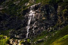 waterfall by Paul Photospec Waterfall, World, February, Backgrounds, Wallpapers, Outdoor, The World, Background Pics, Outdoors