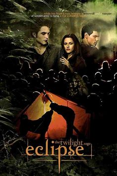 Twilight Eclipse OneSheet Movie Poster Desktop Wallpaper