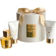 96c78e839e4e Acqua di Parma Magnolia Nobile Holiday Set ( 120) ❤ liked on Polyvore Parma