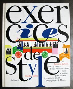 Raymond Queneau – Exercises in Style