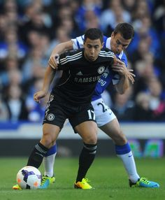 Eden Hazard Photos - Everton v Chelsea - Premier League - Zimbio