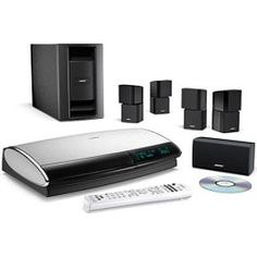 Bose Lifestyle 38 Series IV Home Entertainment System  Black *** Continue to the product at the image link.Note:It is affiliate link to Amazon.