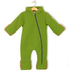 Tec-Doublefleece Romper Suit from bubble.kid Berlin (€ 69,90). Ship worldwide with Borderlinx.com
