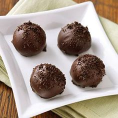 Easy OREO Truffles Recipe from our friends at Philadelphia Cream Cheese