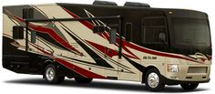 2013 Outlaw Class A Toy Hauler Motorhomes by Thor Motor Coach