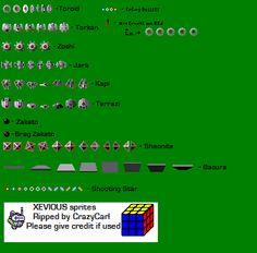 xevious pixel - Google 검색