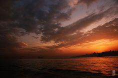 Sunset  by musato