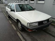 Audi 200 Avant typ44 Quattro 2.2l 10V Turbo Oldtimer Audi 200, Station Wagon, Cars, Vehicles, Design, Antique Cars, Autos, Car, Car