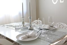 Table setting http://kotiovella.blogspot.fi