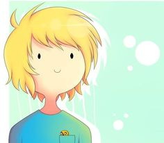 Pretty cool pic of Finn and Jake