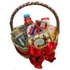 Order best gift hampers online, get quick delivery in Philippines anytime. Send food, cheese, wine, gourmet and other traditional gift baskets online. Shop Now! Food Gift Baskets, Food Hampers, Gift Hampers, Hampers Online, Hamper Basket, Cheer Gifts, Grocery Items, Online Gifts